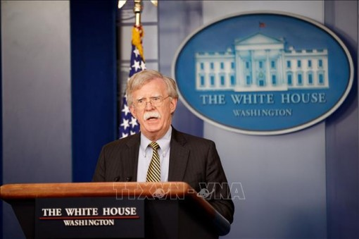 Mỹ công bố một loạt biện pháp trừng phạt bổ sung Venezuela, Cuba