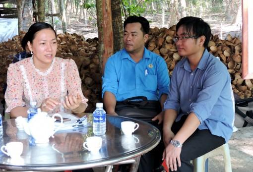 Giám sát thực hiện chính sách nông nghiệp và phát triển nông thôn tại Bình Đại