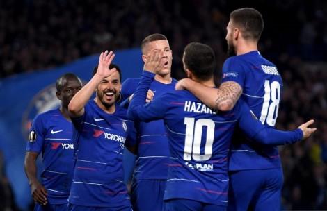 Cơn mưa bàn thắng nhưng chiến thắng vẫn thuộc về Chelsea
