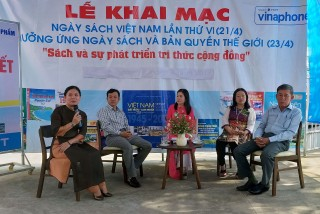 Ngày Sách Việt Nam lần thứ 6 năm 2019 tại tỉnh