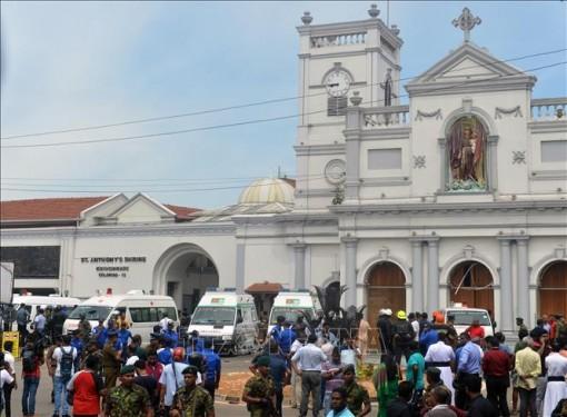 Nổ ở Sri Lanka: Ít nhất 139 người thiệt mạng