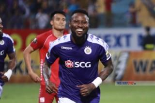 Hà Nội thắng Hải Phòng FC vươn lên vị trí số 2