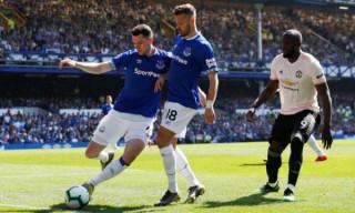 Everton đại thắng Man Utd 4-0