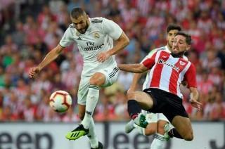 Real Madrid dễ dàng thắng  Athletic Bilbao 3-0