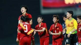 Đội tuyển nữ Việt Nam nhận thêm cơ hội dự World Cup 2023?