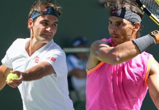 """Nadal mất """"núi"""" điểm, cờ đến tay Federer"""