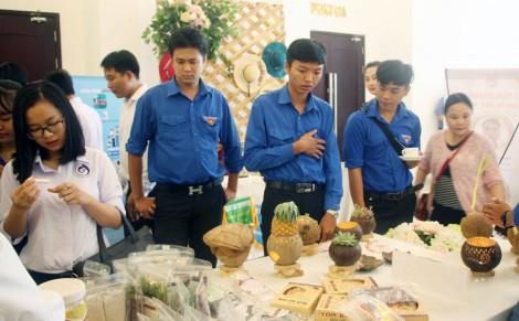 Tổ chức Phiên chợ khởi nghiệp lần thứ II