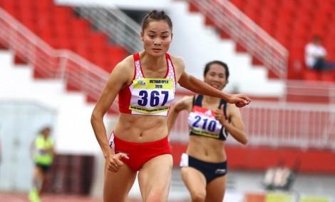 Nữ hoàng điền kinh Việt Nam giành huy chương vàng châu Á
