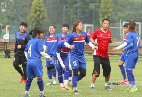 Tuyển U19 Việt Nam chốt danh sách dự Vòng loại châu Á