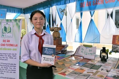 Đại sứ văn hóa đọc Nguyễn Lê Mỹ Ngọc