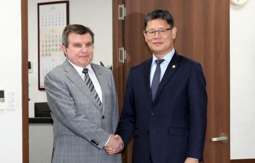 Nga và Triều Tiên xúc tiến chuẩn bị hội nghị thượng đỉnh