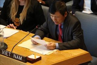 Việt Nam ủng hộ ngăn ngừa, chấm dứt bạo lực tình dục trong xung đột
