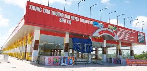Khu dân cư, trung tâm thương mại Thạnh Phú tương lai