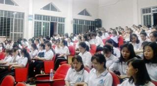 Sinh hoạt chuyên đề chăm sóc sức khỏe học đường