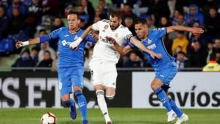 Vòng 34 La Liga: Real Madrid không thể đánh bại Getafe