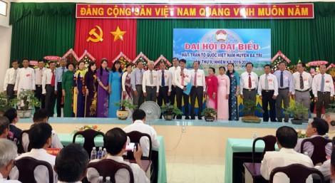 Hướng đến Đại hội MTTQ Việt Nam tỉnh lần thứ IX