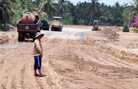 Mỏ Cày Nam đẩy nhanh tốc độ phát triển kinh tế