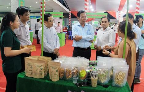 Khai mạc Phiên chợ khởi nghiệp lần thứ II