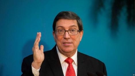 Cuba phản đối mạnh mẽ việc gia tăng trừng phạt kinh tế của Mỹ