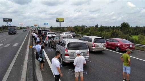 Ngày 28-4-2019, 20 người chết vì tai nạn giao thông