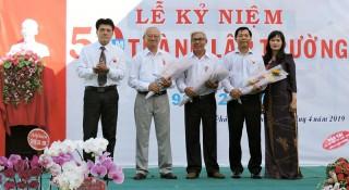 Trường THPT Trần Văn Ơn kỷ niệm 50 năm thành lập