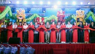 Khánh thành Khu dân cư - Trung tâm thương mại Thạnh Phú