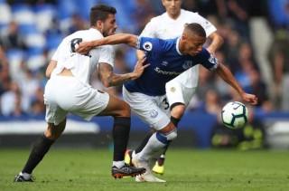 Vòng 37 Ngoại hạng Anh: Everton tháng  Burnley 2-0