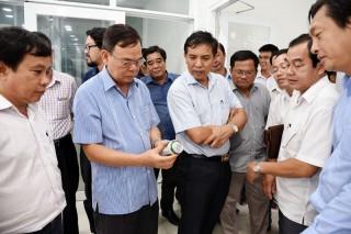 Nỗ lực tăng sản lượng tại nhà máy bia Sài Gòn - Bến Tre