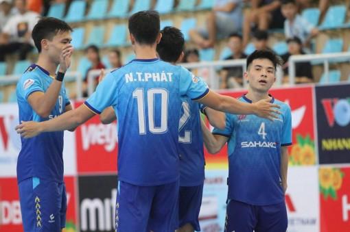 """Đối thủ này có thể khiến Thái Sơn Nam mất danh hiệu """"ông vua"""" futsal Việt"""