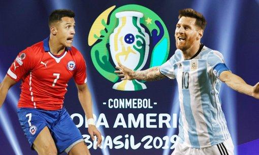 Danh sách 12 đội tuyển dự Copa America 2019