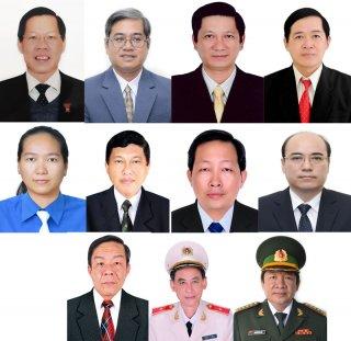 Nội dung cam kết tu dưỡng, rèn luyện, phấn đấu năm 2019 của đồng chí Phó Bí thư thường trực Tỉnh ủy, Chủ tịch HĐND tỉnh; Bí thư các Huyện ủy, Thành ủy, Đảng ủy trực thuộc Tỉnh ủy