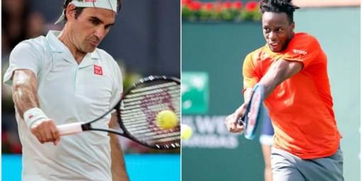 Federer - Monfils: 3 set kịch chiến, tie-break định đoạt nghẹt thở