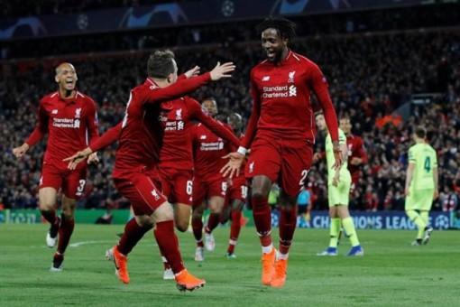 Đua vô địch Ngoại hạng Liverpool - Man City: Thót tim kịch bản không tưởng