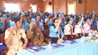 Đại hội hội liên hiệp thanh niên huyện Chợ Lách lần thứ VI, nhiệm kỳ 2019-2024