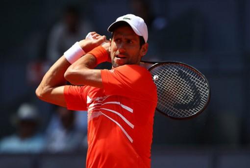 Djokovic - Thiem: Căng thẳng giằng co, đẳng cấp lên tiếng