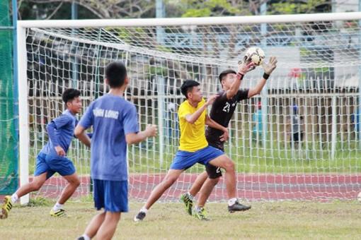 Đề nghị UBND tỉnh giải thể Liên đoàn Bóng đá Bến Tre