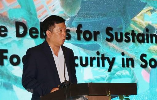 Khai mạc hội thảo ASEAN về quản lý rác thải nhựa ở đại dương