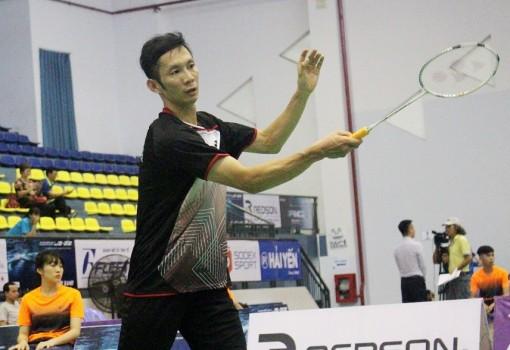 Giải cầu lông đồng đội toàn quốc 2019: Nguyễn Tiến Minh và TP. Hồ Chí Minh thắng dễ trận đầu
