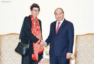 Thủ tướng mong muốn Đại sứ Na Uy bắc cầu nối hợp tác doanh nghiệp hai nước
