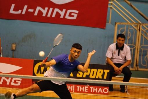 Giải cầu lông đồng đội toàn quốc 2019: Nam TP. Hồ Chí Minh, Hà Nội vào bán kết