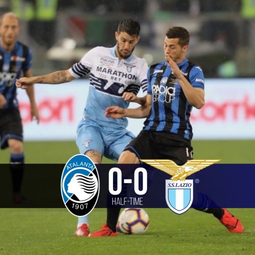 Chung kết Coppa Italia: Lazio đánh bại Atalanta 2-0