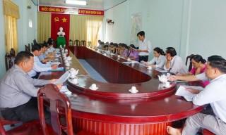 Mỏ Cày Nam: Nâng cao chất lượng đội ngũ cán bộ, công chức, viên chức