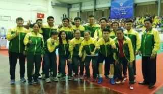 Hai đội nam, nữ TP. Hồ Chí Minh vào chung kết Giải cầu lông đồng đội toàn quốc 2019
