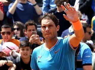 Tứ kết Rome Masters: Nadal chiến thắng nhờ thể lực tốt