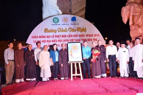 Văn nghệ chào mừng Đại lễ Phật đản Liên hợp quốc Vesak 2019 và Đại hội Hội LHTN các cấp