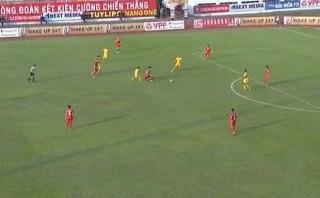 Vòng 10 V-League 2019: Hải Phòng rượt đuổi Thanh Hóa 2-2