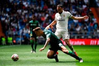 Vòng 38 La Liga: Betis đánh bại Real Madrid trong ngày hạ màn La Liga