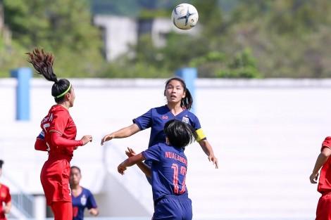 Việt Nam đánh mất tấm vé đá chung kết U15 Đông Nam Á vào tay Thái Lan