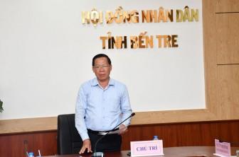 Họp liên tịch chuẩn bị Kỳ họp thứ 11, HĐND tỉnh khóa IX