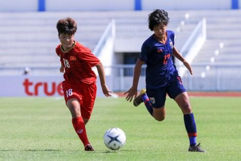 U15 nữ Việt Nam giành hạng ba Đông Nam Á